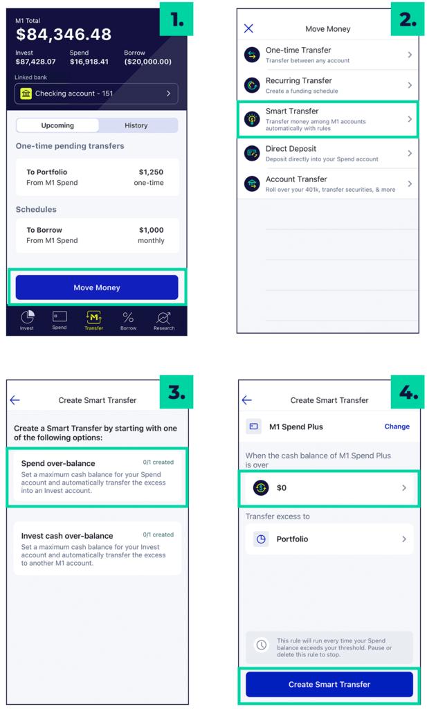 m1 finance smart transfers 1