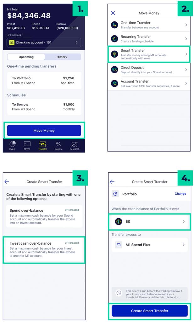 m1 finance smart transfers 2